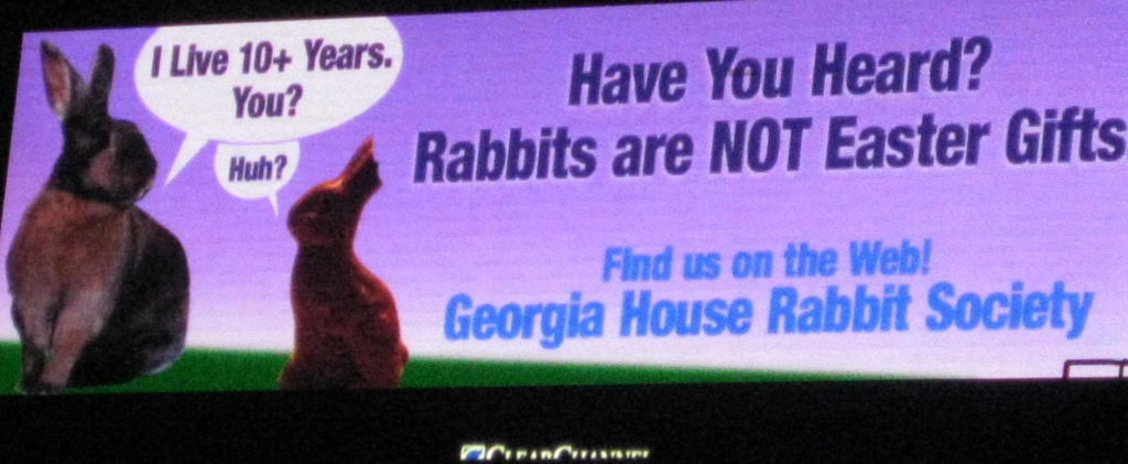 Billboard in Marietta