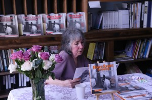 Marinell Harriman at Book Release Party