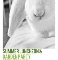 Summer Luncheon & Garden Party