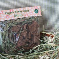 Buy Organic Bunny Treats to Benefit House Rabbit Society!